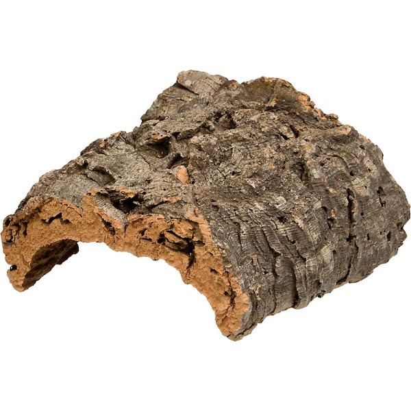 Zoo Med Natural Cork Flat Reptile Terrarium Background Large