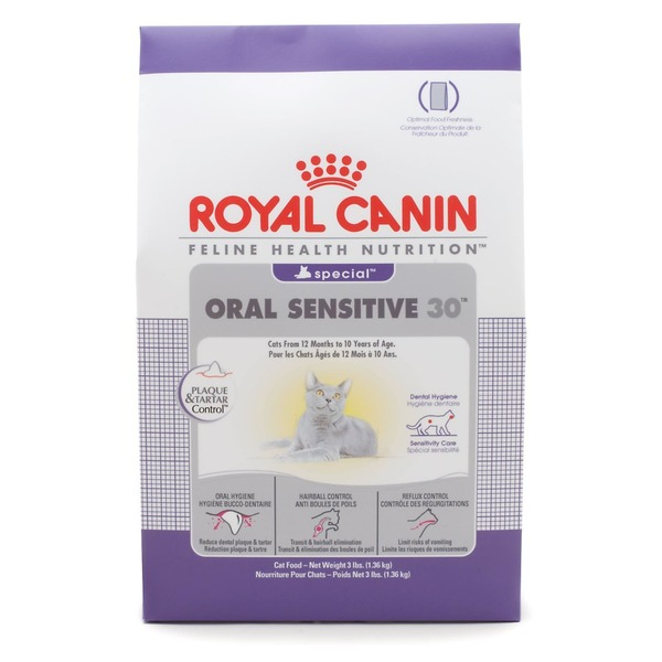 Royal Canin Feline Health Nutrition Oral Sensitive 30
