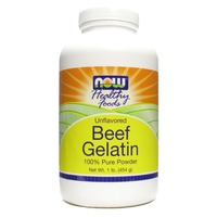 Now Beef Gelatin Powder