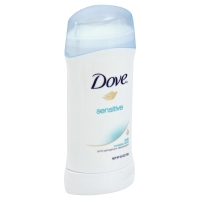 Dove Deodorant Antiperspirant Invisible Solid Sensitive Skin Unscented