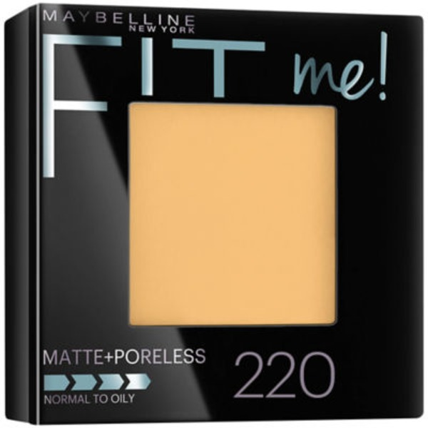 Fit Me® 220 Natural Beige Matte + Poreless Powder