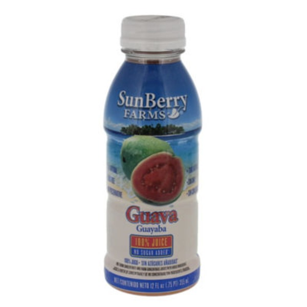 Sun Berry Farms Guava 100% Juice