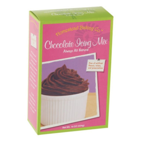 Homestead Baking Co. Chocolate Frosting Mix
