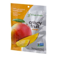 Crispy Green Crispy Fruit Freeze-Dried Mango