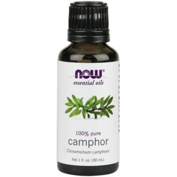 Now Essential Oils 100% Pure Camphor