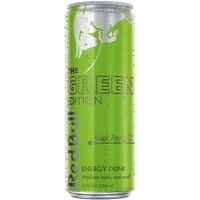 Red Bull The Green Edition Kiwi Apple Energy Drink