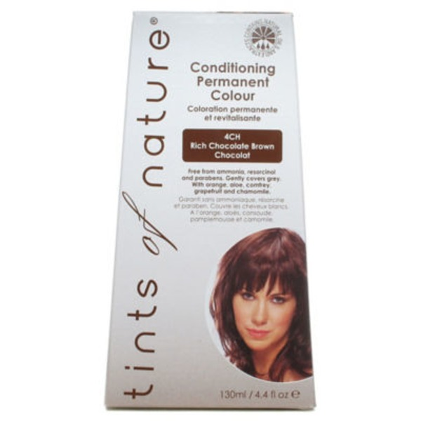 Tints Of Nature Conditioning Permanent Hair Color 120M Rich Chocolate Brown 4CH