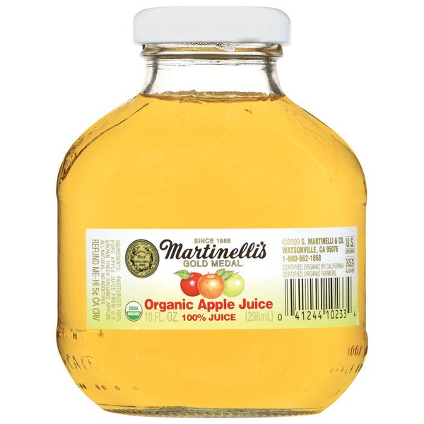 Martinelli's Gold Medal® Organic Apple Juice