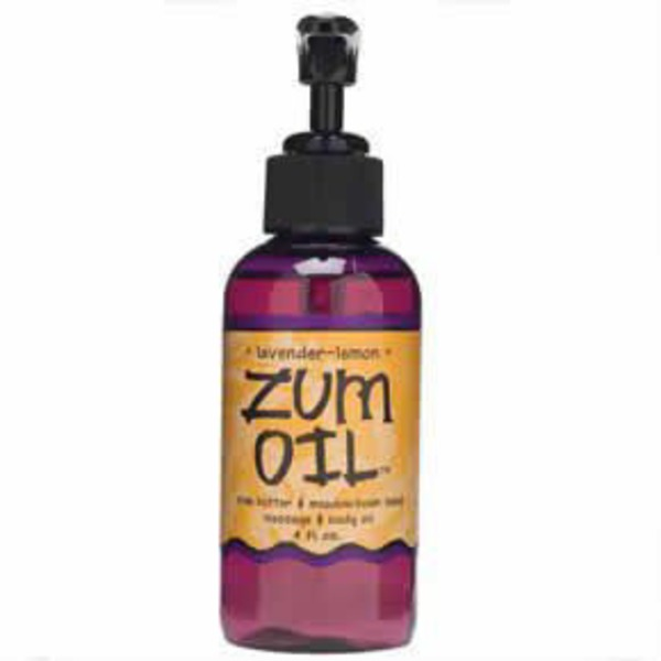 Zum Oil Lavender Lemon Massage Oil