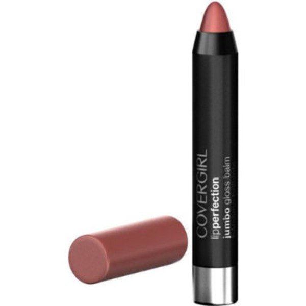 CoverGirl Colorlicious COVERGIRL Colorlicious Jumbo Gloss Balm Sheers, Cupcake Twist .13 oz (3.8 g) Female Cosmetics