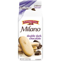 Pepperidge Farm Cookies Milano Double Dark Chocolate Cookies