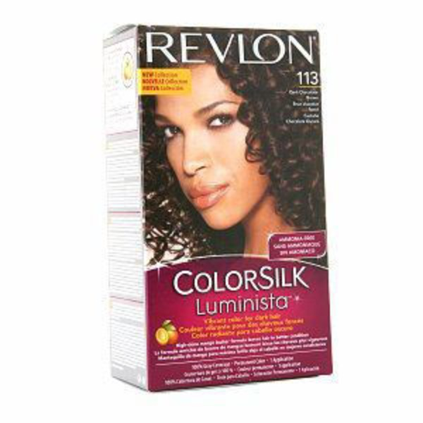 Revlon Colorsilk Luminista Permanent Color - 113 Dark Chocolate Brown