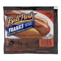 Ball Park Bun Size Franks