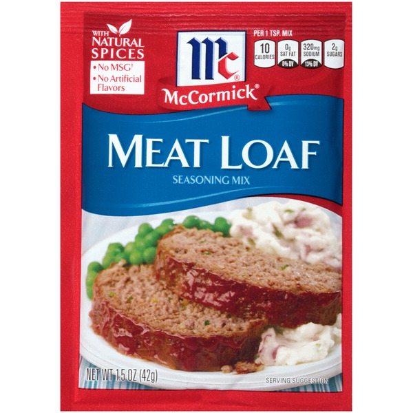 McCormick Meat Loaf Seasoning Mix