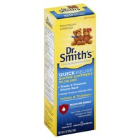 Dr Smiths Diaper Ointment, Quick Relief, Tube, Infants & Toddlers