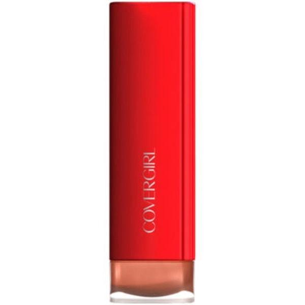 CoverGirl Colorlicious COVERGIRL Colorlicious Rich Color Lipstick, Kiss of Peach .12 oz (3.5 g) Female Cosmetics