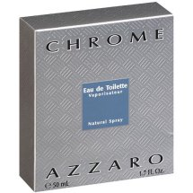 Azzaro Chrome Eau De Toilette Spray, 1.7 Oz
