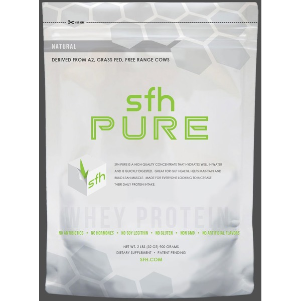 Sfh Pure Whey Protein Natural Flavor Powder