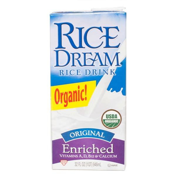 Rice Dream Rice Drink Organic Original