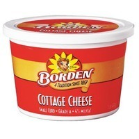 Borden Small Curd 4% Cottage Cheese