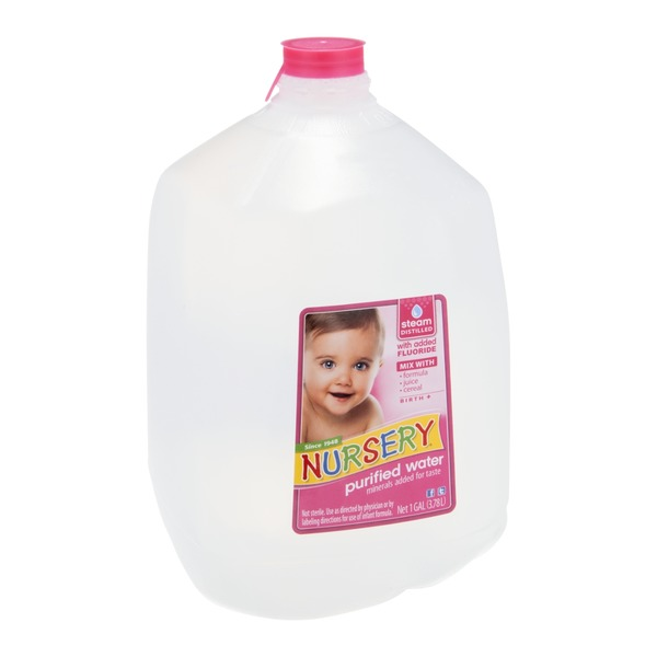 Nursery Water Purified