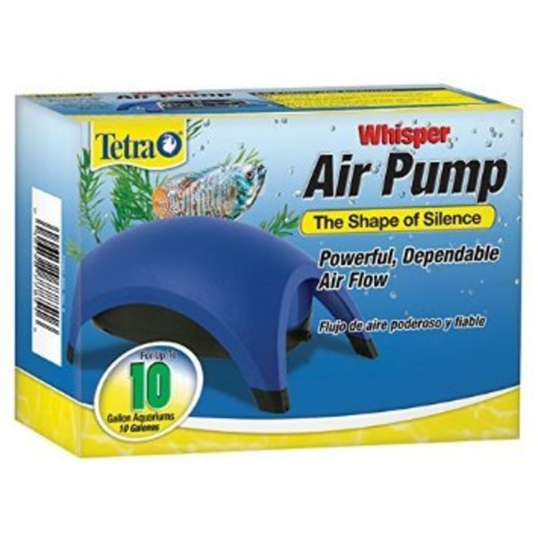 Tetra 10 Whisper Air Pump