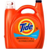 Tide Clean Breeze Scent Liquid Laundry Detergent, 150 oz, 96 loads Laundry