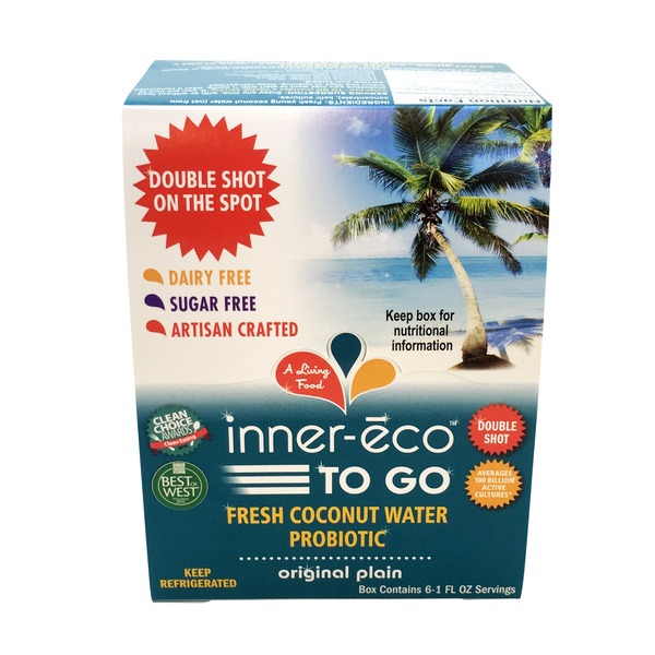 Inner Eco Coconut Water Original To Go Case