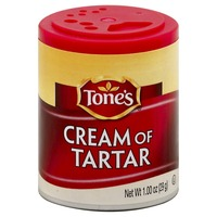Tones Spices, Cream of Tartar, Jar