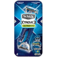 Schick Xtreme 3 Disposable Ultimate Disposable Razors