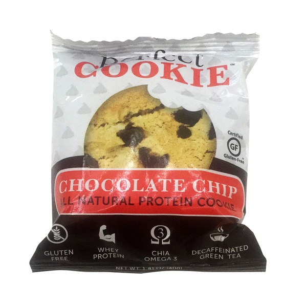 Perfect Cookie Protein Cookie, Chocolate Chip