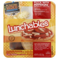 Oscar Mayer Lunchables Pepperoni Pizza