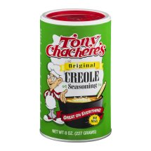 Tony Chachere's Creole Seasoning Original, 8.0 OZ