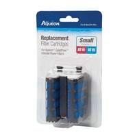 Aqueon Quiet Flow Internal Replacement Filter Cartridges 2 Pack