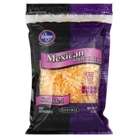 Kroger Mexican Style Natural Cheese