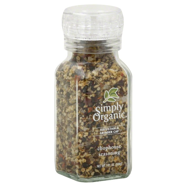 Simply Organic Chophouse Seasoning