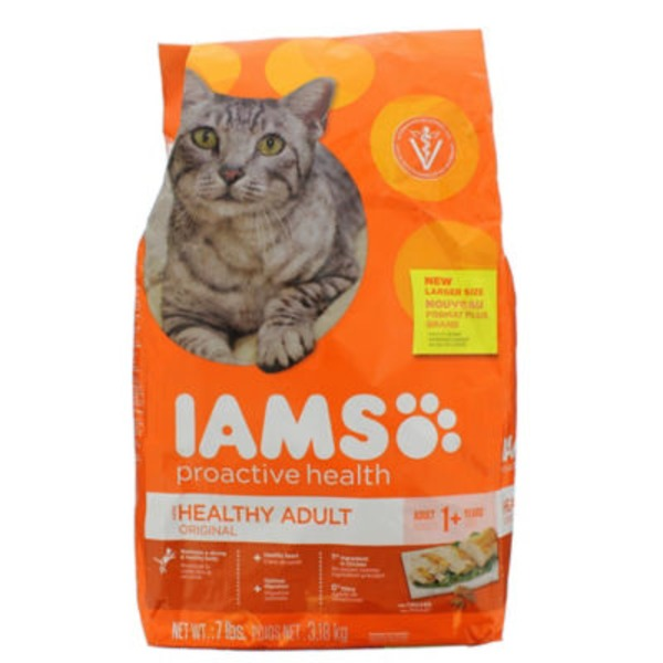 Iams Proactive Health Healthy Adult Original Premium Cat Food