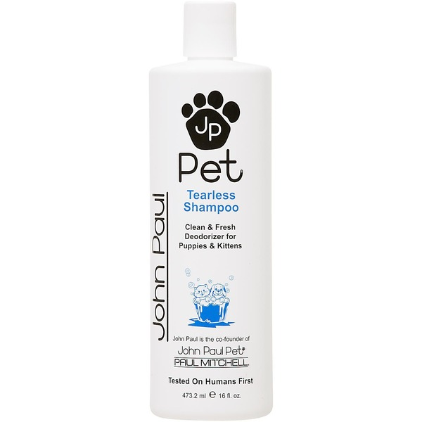 John Paul Pet Tearless Shampoo for Puppies and Kittens