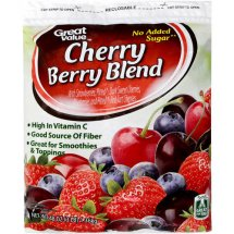 Great Value Cherry Berry Blend, 48 oz