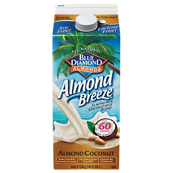 Almond Breeze Almond Coconut Almond Milk Non Dairy Milk Alternative