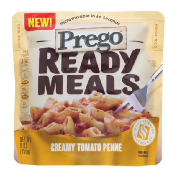 Prego Creamy Tomato Penne Ready Meals