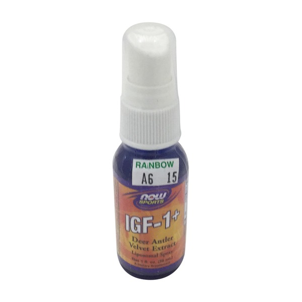 Now IGF-1+ Liposomal Spray