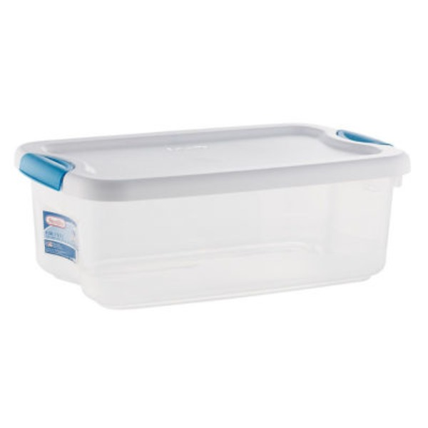 Sterilite 6 Quart Latch Box