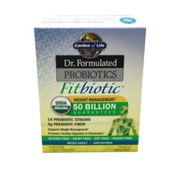 Garden of Life Fitbiotic, Packets, Unflavored