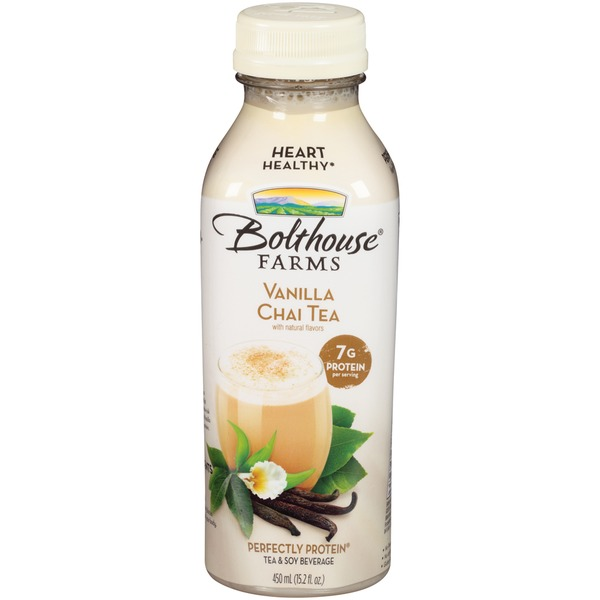 Bolthouse Farms Perfectly Protein Vanilla Chai Tea Tea & Soy Beverage