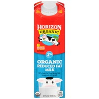 Horizon Organic Reduced Fat 2% Milk