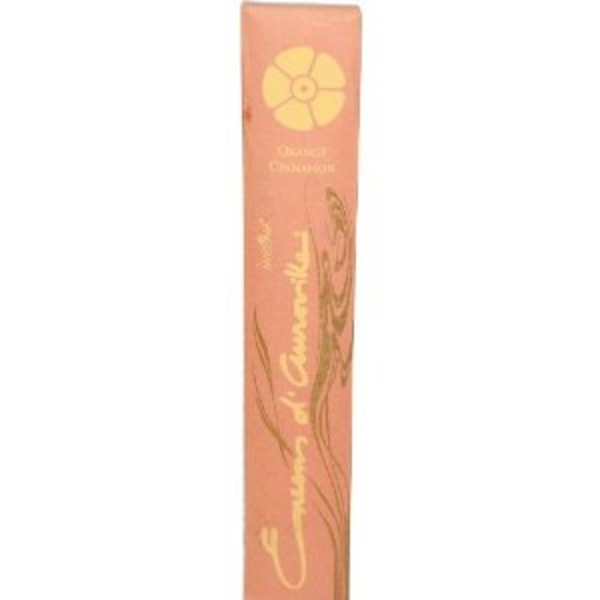 Maroma Orange Cinnamon Incense of Auroville