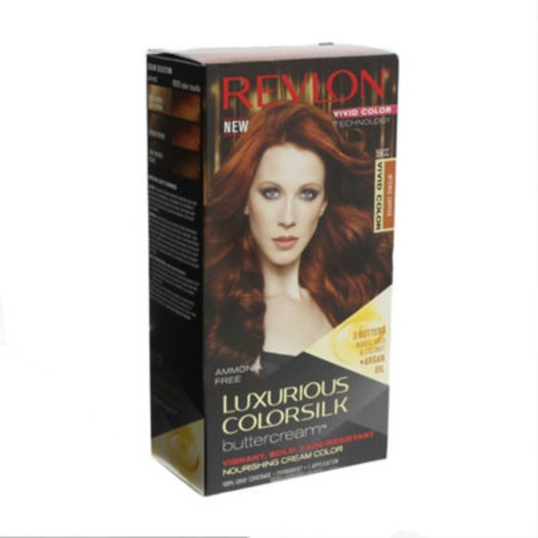 Revlon Luxurious Colorsilk Buttercream Intense Copper 59
