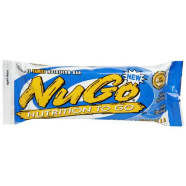 NuGo Vanilla Yogurt Nutrition Bar