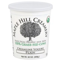 Maple Hill Creamery Creamline Plain Yogurt